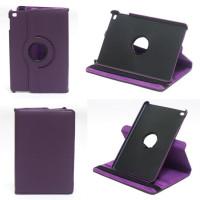 Чехол для Apple iPad mini 4 A1538 A1550 (iPad mini 4 Wi-Fi + Cellular) SWIVEL PURPLE фиолетовый с поворотным механизмом