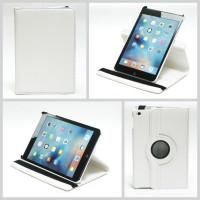 Чехол для Apple iPad mini 4 A1538 A1550 (iPad mini 4 Wi-Fi + Cellular) SWIVEL WHITE белый с поворотным механизмом