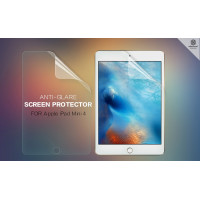 Акция! При покупке вместе с любым чехлом. Защитная пленка NILLKIN для планшета iPad mini 4 (модели: A1538, A1550) МАТОВАЯ