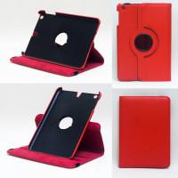 Чехол для Apple iPad mini 4 A1538 A1550 (iPad mini 4 Wi-Fi + Cellular) SWIVEL RED красный с поворотным механизмом