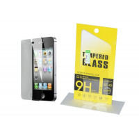 Акция! Защитное стекло для экрана планшета Apple iPhone 4, iPhone 4S, iPhone 4G, iPhone 4GS (Скидка при покупке вместе с чехлом)