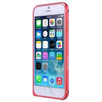 Бампер Nillkin Gothik для смартфона iPhone 6 и iPhone 6S Цвет: красный