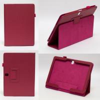 Чехол Samsung Galaxy Note 10.1 2014 P600 P6010 P600 P601 ярко-розовый