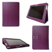 Чехол Samsung Galaxy Note 10.1 N8000 фиолетовый