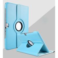 Чехол Samsung Galaxy Note 10.1 N8000 N8010 (2012 года) голубой поворотный
