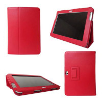 Чехол Samsung Galaxy Note 10.1 N8000 красный