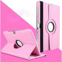 Чехол Samsung Galaxy Note 10.1 N8000 N8010 (2012 года) светло-розовый поворотный