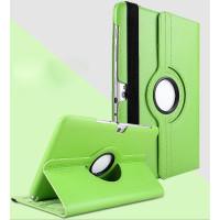Чехол Samsung Galaxy Note 10.1 N8000 N8010 (2012 года) зеленый поворотный