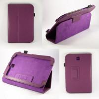 Чехол для Samsung Galaxy Note 8.0 N5100 PURPLE BOOK книжка, цвет фиолетовый