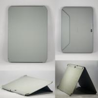 Чехол Samsung Galaxy Tab 10.1 P5100 P7500 серебристый серый