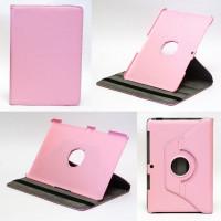 Чехол Samsung Galaxy Tab 10.1 P5100 розовый поворотный