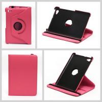 Чехол Samsung Galaxy Tab 7.7 P6800 SWIVEL ROSE RED цвет: темно розовый