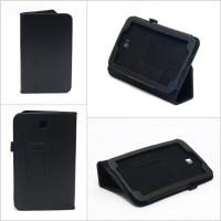 Чехол Samsung Galaxy Tab 3 7.0 T210 T211 P3200 черный книжка BLACK BOOK