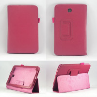 Чехол Samsung Galaxy Tab 3 7.0 T210 T211 P3200 ярко-розовый книжка ROSE RED BOOK