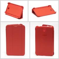 Чехол Samsung Galaxy Tab 3 7.0 t210 t211 t213 T216 RED THIN красный