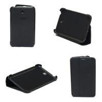Чехол Samsung Galaxy Tab 3 7.0 t210 t211 t213 T216 BLACK THIN черный