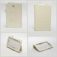 Чехол Samsung Galaxy Tab 3 7.0 T210 T211 P3200 белый книжка WHITE BOOK