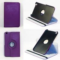 Чехол Samsung Galaxy Tab 3 8.0 T310 T311 фиолетовый поворотный