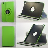 Чехол Samsung Galaxy Tab 3 8.0 T310 T311 зеленый поворотный