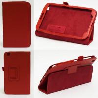 Чехол Samsung Galaxy Tab 3 8.0 T310 T311 красный