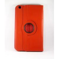 Чехол Samsung Galaxy Tab 3 8.0 T310 T311 красный поворотный