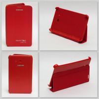 Чехол Samsung Galaxy Tab 3 Lite 7.0 t110 t111 t113 T116 RED THIN красный