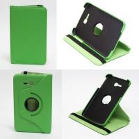 Чехол Samsung Galaxy Tab 3 Lite 7.0 t110 t111 t113 T116 SWIVEL GREEN зеленый поворотный