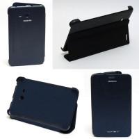 Чехол Samsung Galaxy Tab 3 Lite 7.0 t110 t111 t113 T116 DARK BLUE THIN темно-синий