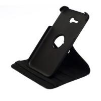 Чехол Samsung Galaxy Tab 3 Lite 7.0 t110 t111 t113 T116 SWIVEL BLACK черный поворотный