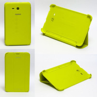 Чехол Samsung Galaxy Tab 3 Lite 7.0 t110 t111 t113 T116 GREEN THIN зеленый