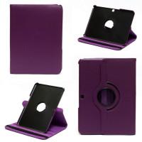 Чехол Samsung Galaxy Tab 4 10.1 T530 T531 SWIVEL PURPLE фиолетовый с поворотным механизмом