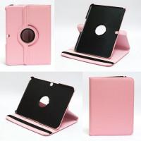 Чехол Samsung Galaxy Tab 4 10.1 T530 T531 SWIVEL PINK розовый с поворотным механизмом