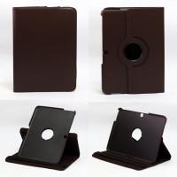 Чехол Samsung Galaxy Tab 4 10.1 T530 T531 SWIVEL BROWN коричневый с поворотным механизмом