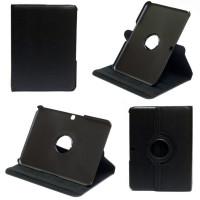 Чехол Samsung Galaxy Tab 4 10.1 T530 T531 SWIVEL BLACK черный с поворотным механизмом