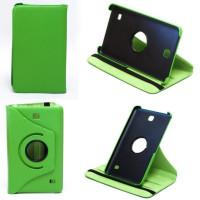 Чехол Samsung Galaxy Tab 4 7.0 T230 T231 GREEN SWIVEL зеленый поворотный