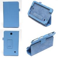 Чехол Samsung Galaxy Tab 4 7.0 T230 T231 BLUE BOOK бирюзовый книжка