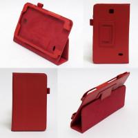 Чехол Samsung Galaxy Tab 4 7.0 T230 T231 RED BOOK красный книжка