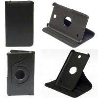Чехол Samsung Galaxy Tab 4 7.0 T230 T231 BLACK SWIVEL черный с поворотным механизмом