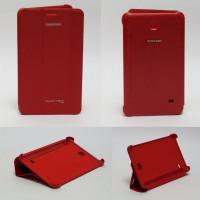 Чехол Samsung Galaxy Tab 4 7.0 T230 T231 RED THIN красный