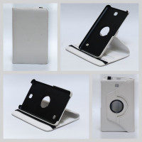 Чехол Samsung Galaxy Tab 4 7.0 T230 T231 WHITE SWIVEL белый поворотный