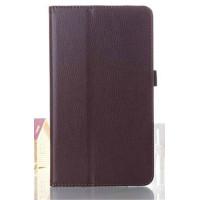 Чехол Samsung Galaxy Tab 4 7.0 T230 T231 BROWN BOOK коричневый книжка