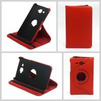 Чехол Samsung Galaxy Tab A 7.0 T280 T281 T285 SWIVEL RED красный с поворотным механизмом