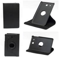 "Чехол 9,6"" Samsung Galaxy Tab E 9.6 T560 T561 T562 T565 черный SWIVEL BLACK с поворотным механизмом"
