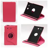 "Чехол 9,6"" Samsung Galaxy Tab E 9.6 T560 T561 T562 T565 ярко-розовый SWIVEL ROSE RED TTX 360 с поворотным механизмом"