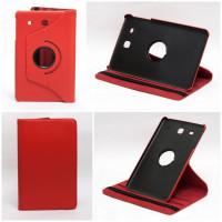 "Чехол 9,6"" Samsung Galaxy Tab E 9.6 T560 T561 T562 T565 красный SWIVEL RED TTX 360 с поворотным механизмом"