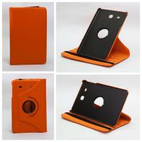 "Чехол 9,6"" Samsung Galaxy Tab E 9.6 T560 T561 T562 T565 оранжевый SWIVEL ORANGE TTX 360 с поворотным механизмом"