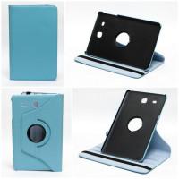 "Чехол 9,6"" Samsung Galaxy Tab E 9.6 T560 T561 T562 T565 бирюзовый SWIVEL BLUE TTX 360 с поворотным механизмом"