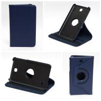 """Чехол 9,6"""" Samsung Galaxy Tab E 9.6 T560 T561 T562 T565 синий SWIVEL DARK BLUE TTX 360 с поворотным механизмом"""