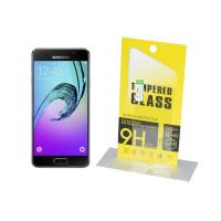 Акция! Защитное стекло для экрана смартфона Samsung Galaxy A3 (2016) A310F Скидка при покупке вместе с чехлом