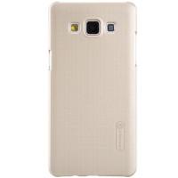 Чехол-накладка Nillkin MATTE BLACK для смартфона Samsung Galaxy A5 2015 SM-A500F Белый